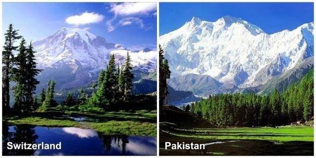 Pakistan vs. Switzerland