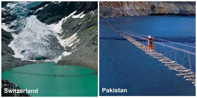 Terrifying-Bridge-in-Passu-Gojal-Gilgit-Baltistan