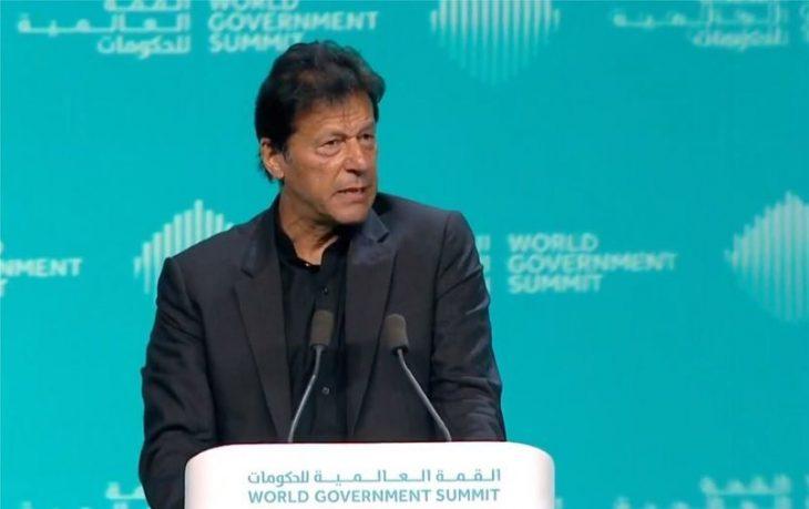 عمران خان در اجلاس سران