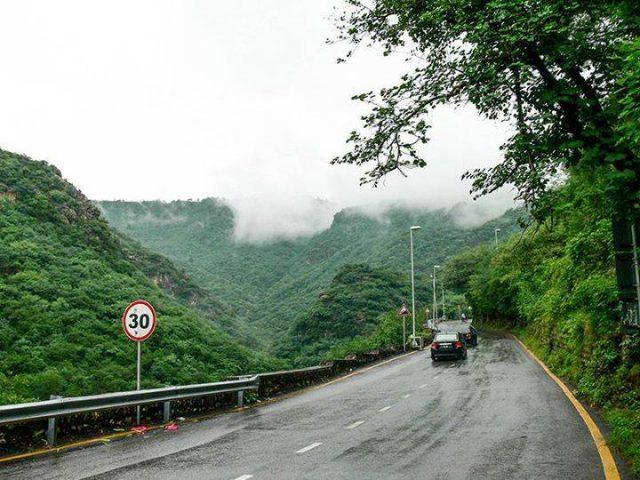 -Margalla-Hills-Rain
