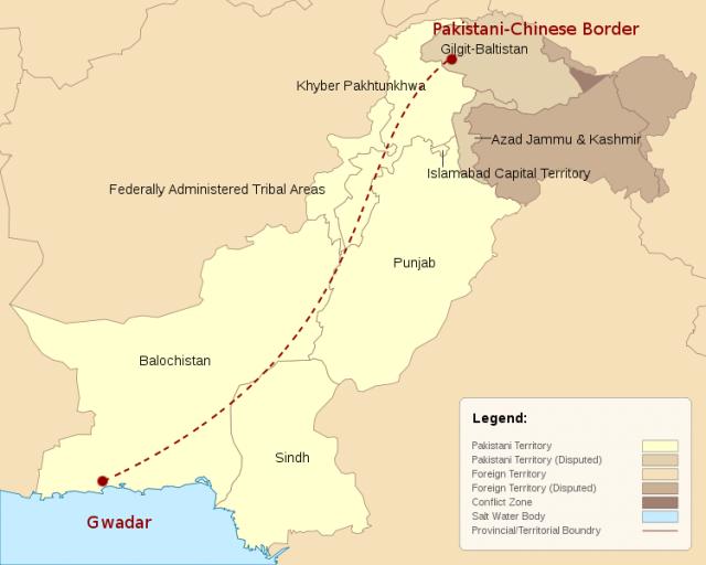 ChinaPakistanEconomicCorridor