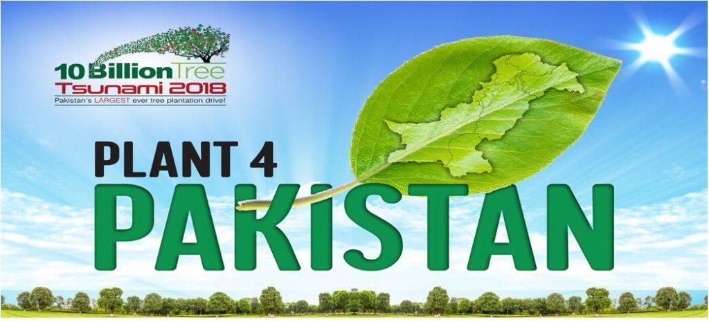 'Plant for Pakistan' campaign
