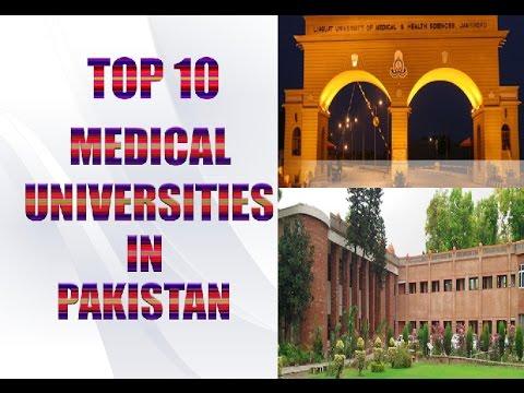 top medical university in pakistan
