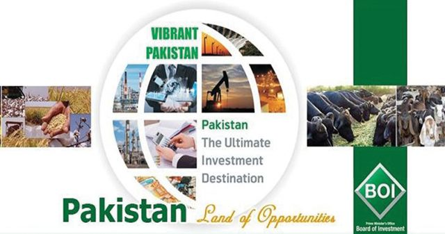 pakistan is destination for long investment