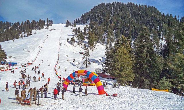 skiing resort in chitral