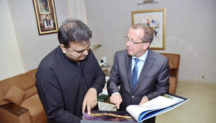 سفیر آلمان در پاکستان