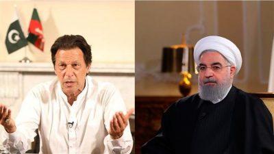 عمران خان و دكتر روحاني