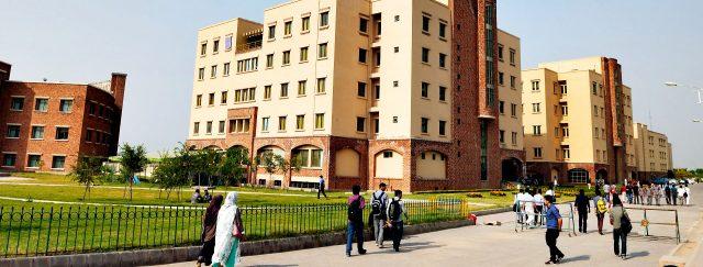 دانشگاه کامست اسلام آباد