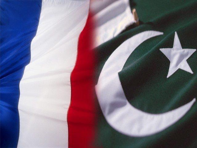 فرانسه در پاکستان
