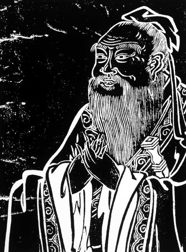 فیلسوف چینی کنفوسیوس