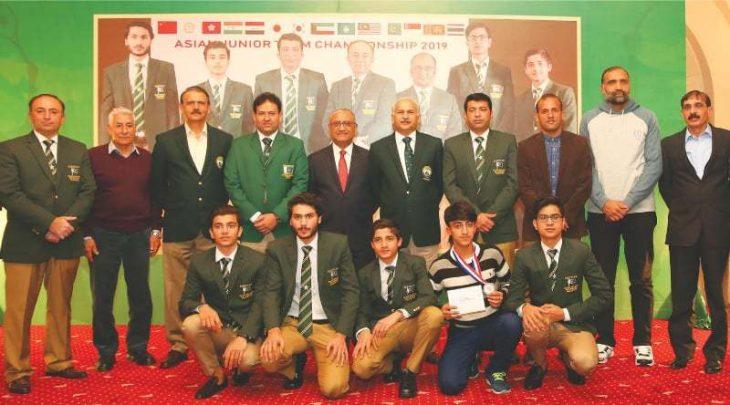 ورزش اسکواش در پاکستان