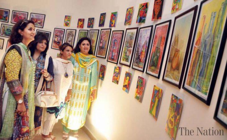 زنان در مناطق محروم پاکستان