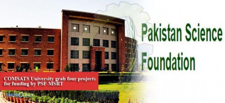 بنیاد علمی پاکستان (PSF) پاکستان