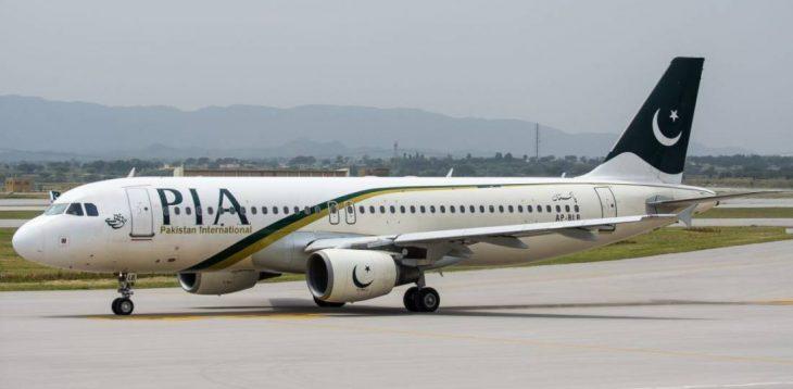 خطوط هوایی پاکستان در جهان
