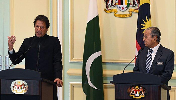 ارتقاء ارتباطات مردمی بین پاکستان و مالزی