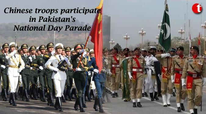 رژه نظامی پاکستان