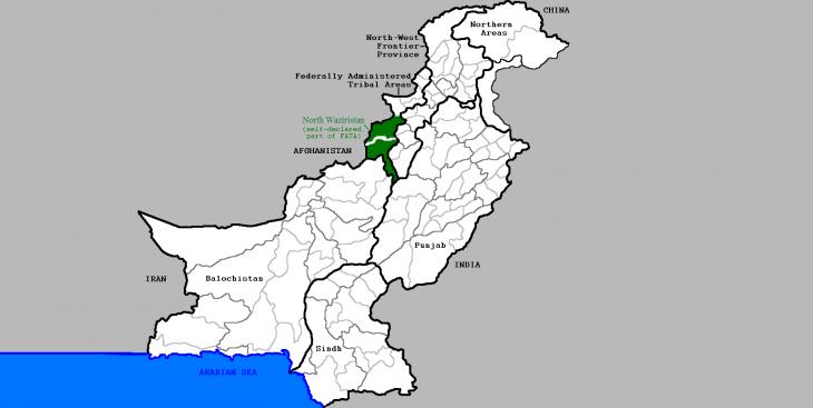 مردمقبایلوزیرستان پاکستان