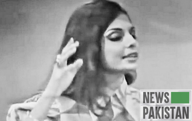 شاهناز بیگم خواننده پاکستانی