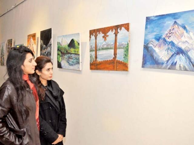 ترویج انواع هنر در جشنواره پاکستان