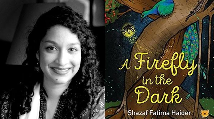 نویسنده پاکستانی فاطمه حیدر