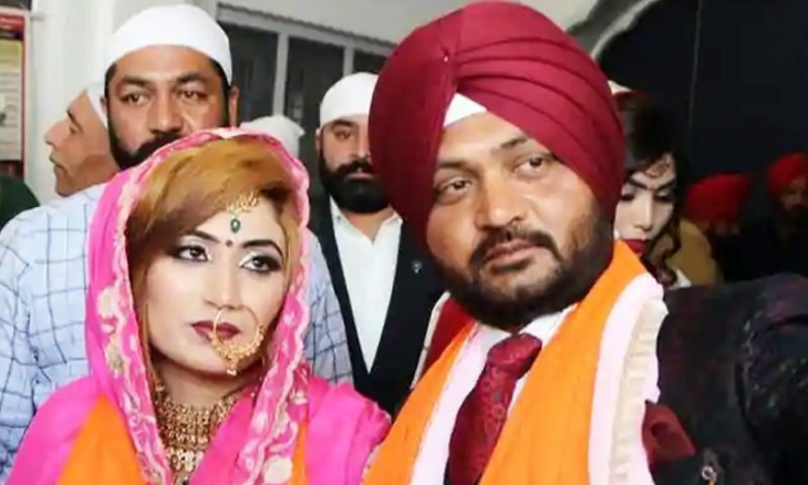 تنش های دو کشور و حلش با ازدواج