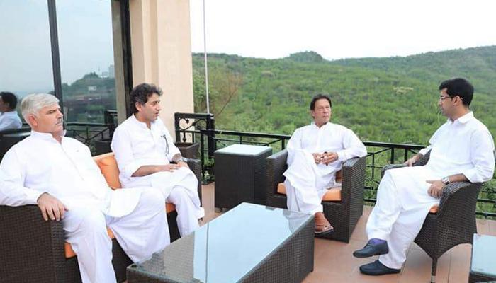 محمود خان رئیس خیبر پختونخوا