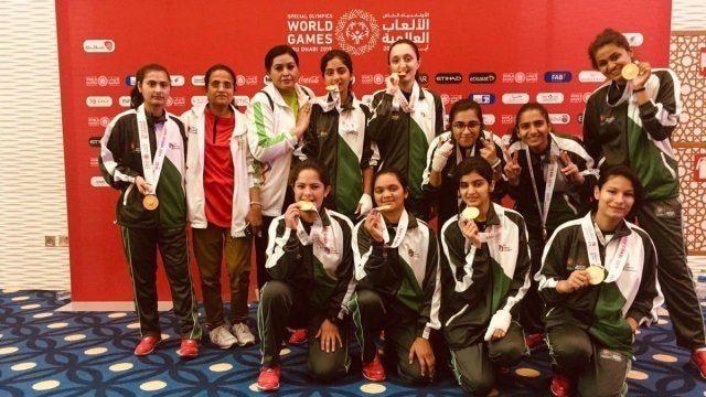 پاکستان در بازی های المپیک 2019