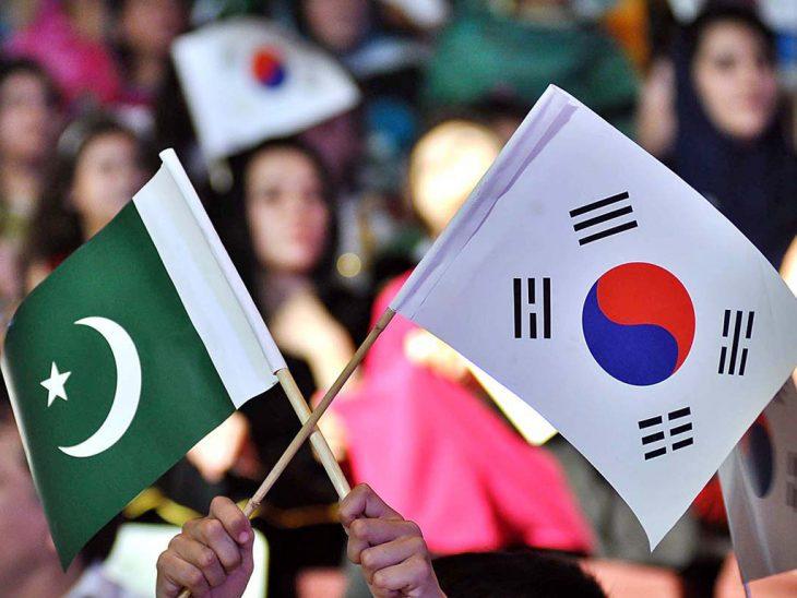 روابط پاکستان با کره جنوبی