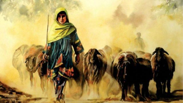 زنان در مناطق محروم