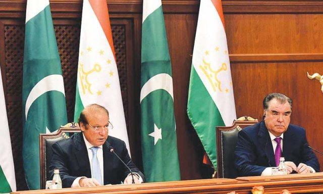 tajikistan embassy in pakistan