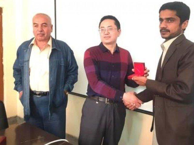 پروژه سینداک دوستی پاکستان و چین