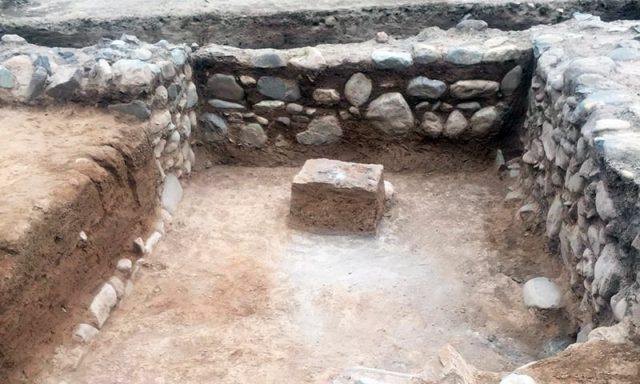 آثار باستانی 2000 ساله در پیشاور 2