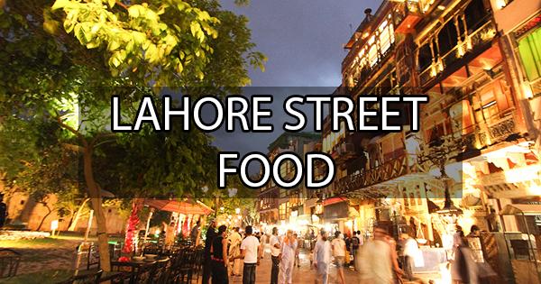 food street in lahore