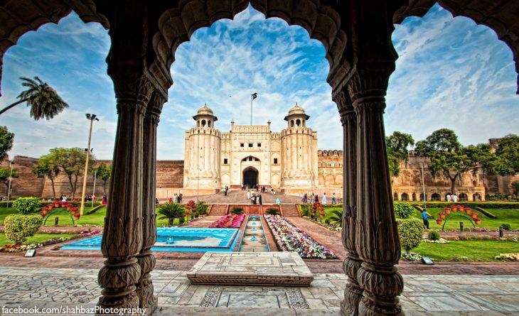 احیای شهر تاریخی لاهور