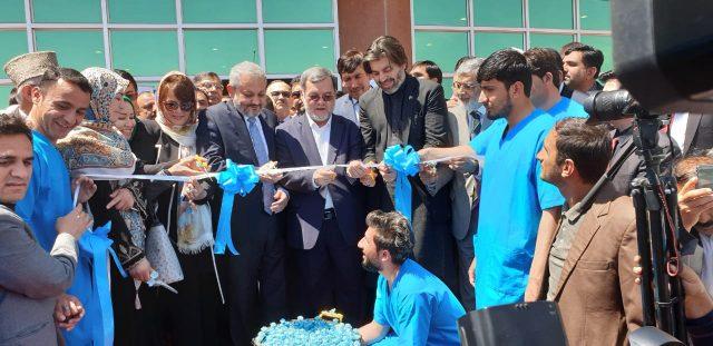 jinnah hospital in afghanistan