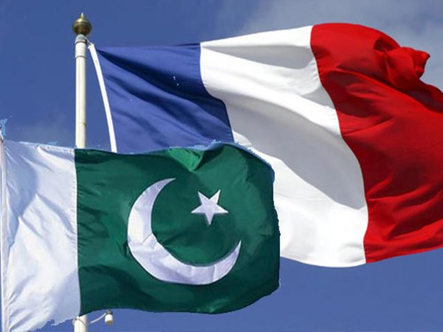 pak-france-flag