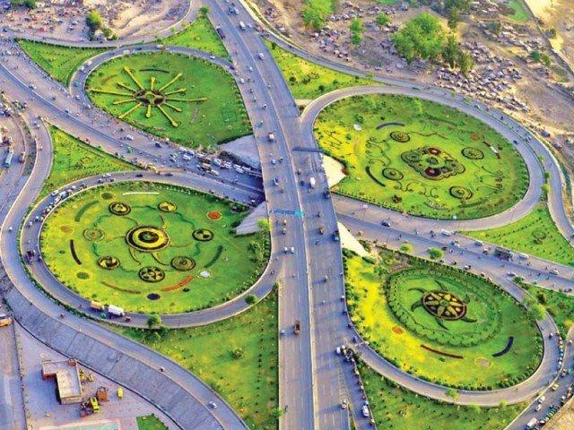 green lahore pakistan