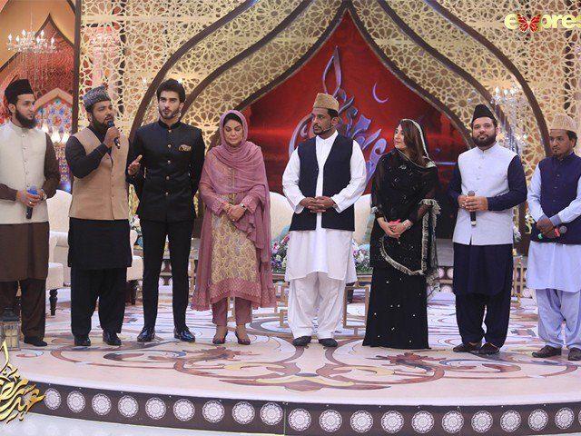 ماه مبارک رمضان در پاکستان-1