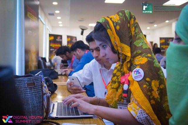 فضای امن برای جوانان پاکستانی