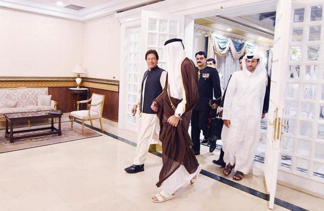 Emir-of-Qatar-IN PAKISTAN