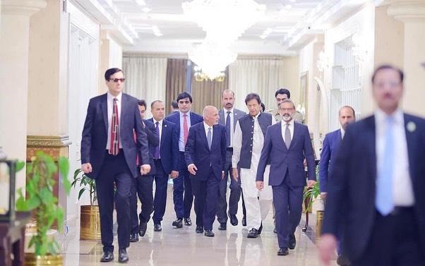 Afghan-President-Ashraf-Ghani-visits-Islamaba
