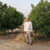 کشاورز نمونه پاکستان آقای عبدالله