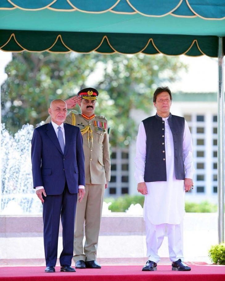 Afghan-President-Ashraf-Ghani-visits-Islamabad