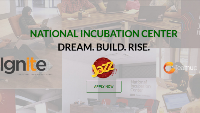 National Incubation Center (NIC),