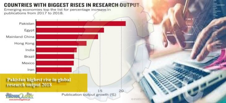 Pakistan-highest-rise-in-global-research-output-2018