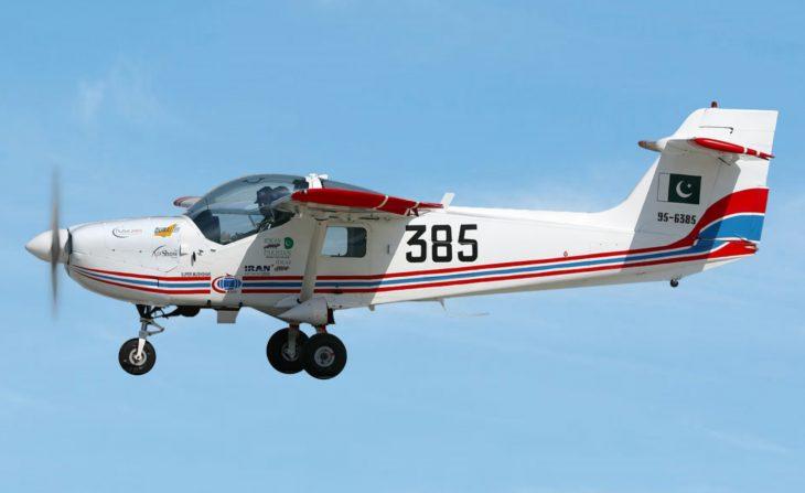 سوپر مشاک هواپیمای ساخت پاکستانی