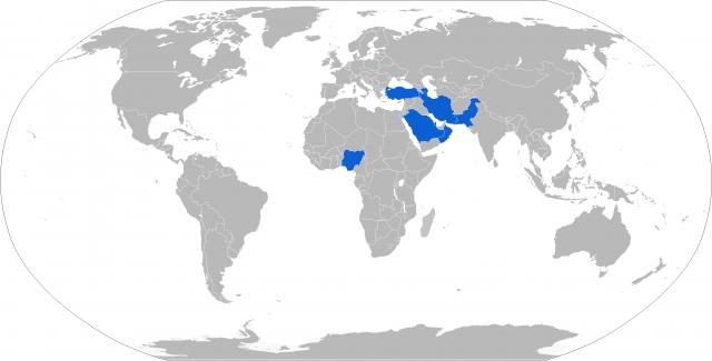 استفاده کنندگان هواپیمای ساخت پاکستانی