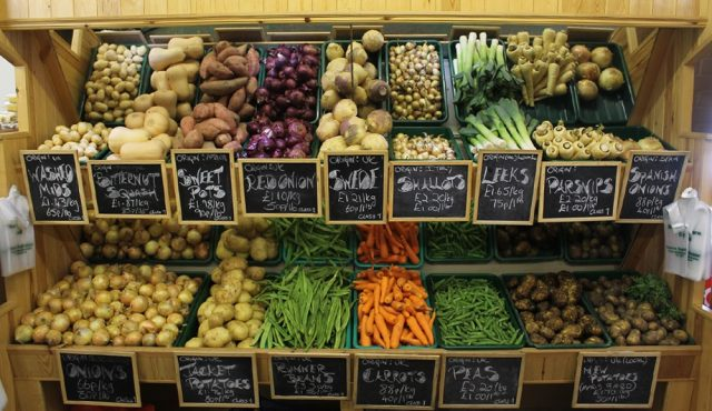 vegetable and fruit supermarket in pakistan