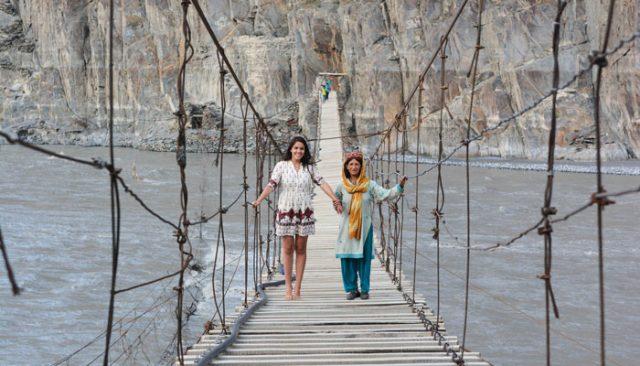 international tourists in Pakistan's Swat Valley-1
