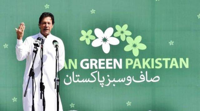 PM Imran inaugurates Clean and Green Pakistan campaign